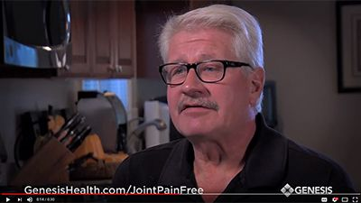 Me. Joint Pain Free Campaign - Chris