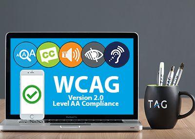 WCAG 2.0 AA Compliance