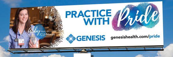 Genesis Billboard Design