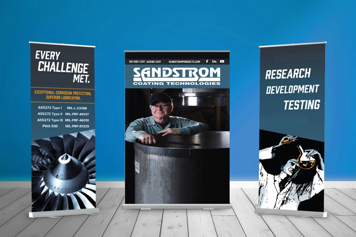 Sandstrom Banners
